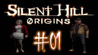 Silent Hill: Origins [PSP] - #01. Alchemilla Hospital