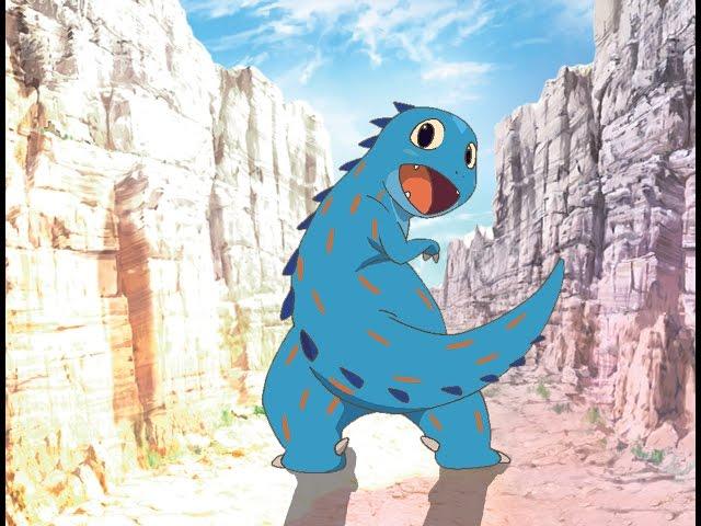 宮西達也の絵本「ティラノサウルス」シリーズを映画化!映画『あなたをずっとあいしてる』予告編(30秒)