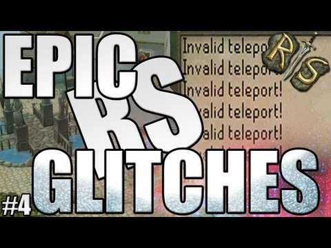 Epic RuneScape Glitches - Episode 4 - The Invalid Teleport
