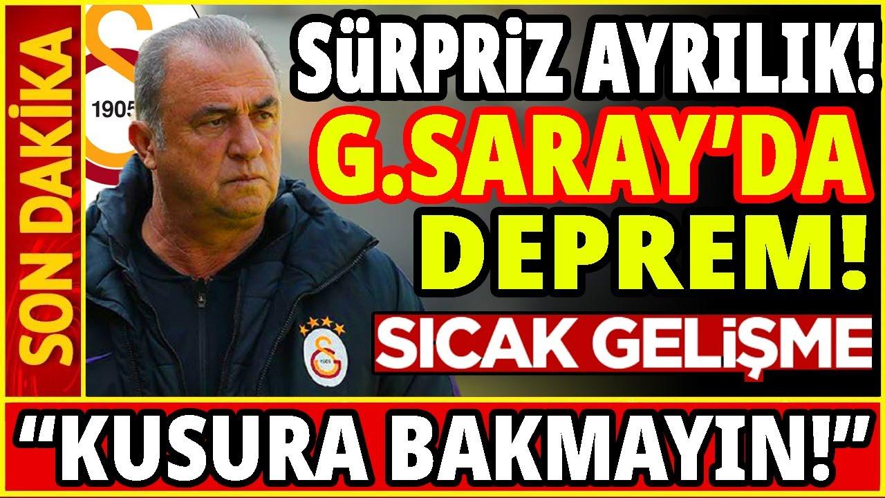 Galatasaray'da Deprem! (EYVAH EYVAH!)