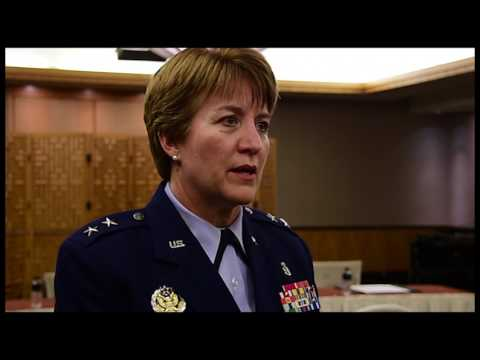 U.S. Militiary Personnel Engage With Partner Nations at AMPHE 2017