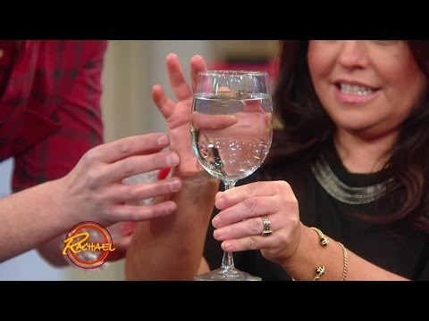 Michael Carbonaro Plays a Fishy Trick on Rach