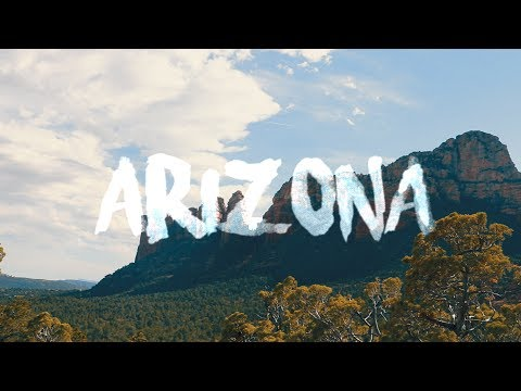 HOW TO TRAVEL the US in 3 Months - ARIZONA (Grand Canyon, Flagstaff, Sedona)