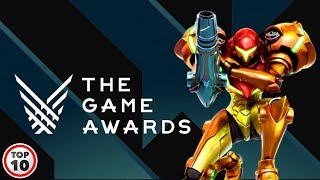 The Game Awards Predictions 2018