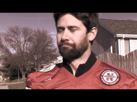 Eric Crouch Crying Husker PSA (Omaha Live)