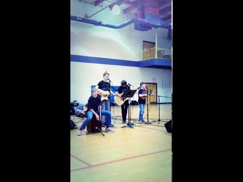 """Caleb & """"the AcaPelican Band"""" WIN the Franklin Academy Talent Show"""