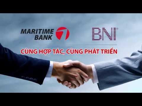 Maritime Bank - Đối Tác Chiến Lược Của BNI Việt Nam