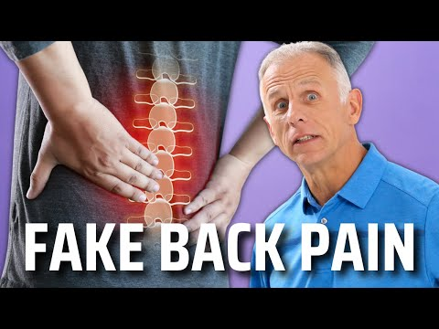 is-someone-faking-back-pain?-how-to-tell.-waddell's-signs---tests