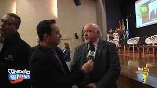 Carlos Barbosa 60 anos Fernando Xavier da Silva quatro Vês prefeito é homenageado