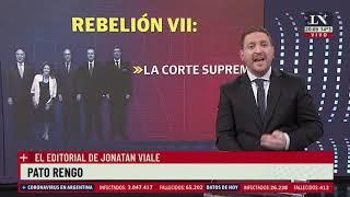 Pato rengo - El Editorial de Jonatan Viale en LN+