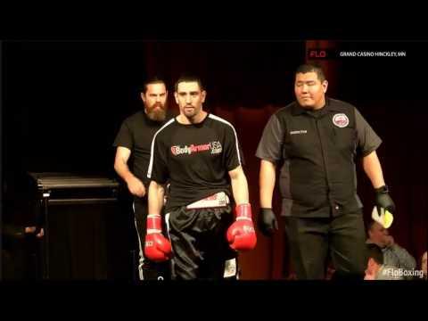 Skender Halili vs Ramon Barber