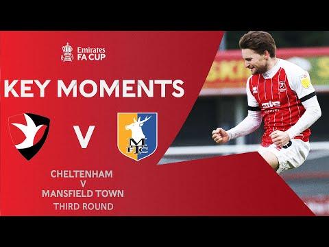 Cheltenham Mansfield Goals And Highlights