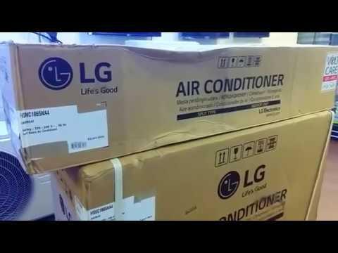 Lg AC price in Bangladesh - LG 1.5 Ton 18000 BTU HSNC1865NA4 Split Air Conditioner