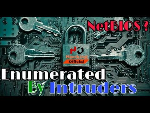 Ethical Hacking Course || What Is NetBIOS ? || Lesson -3 ||