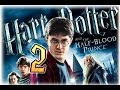 Harry Potter and the Half-Blood Prince Walkthrough Part 2 (PS3, X360, Wii, PS2, PC)