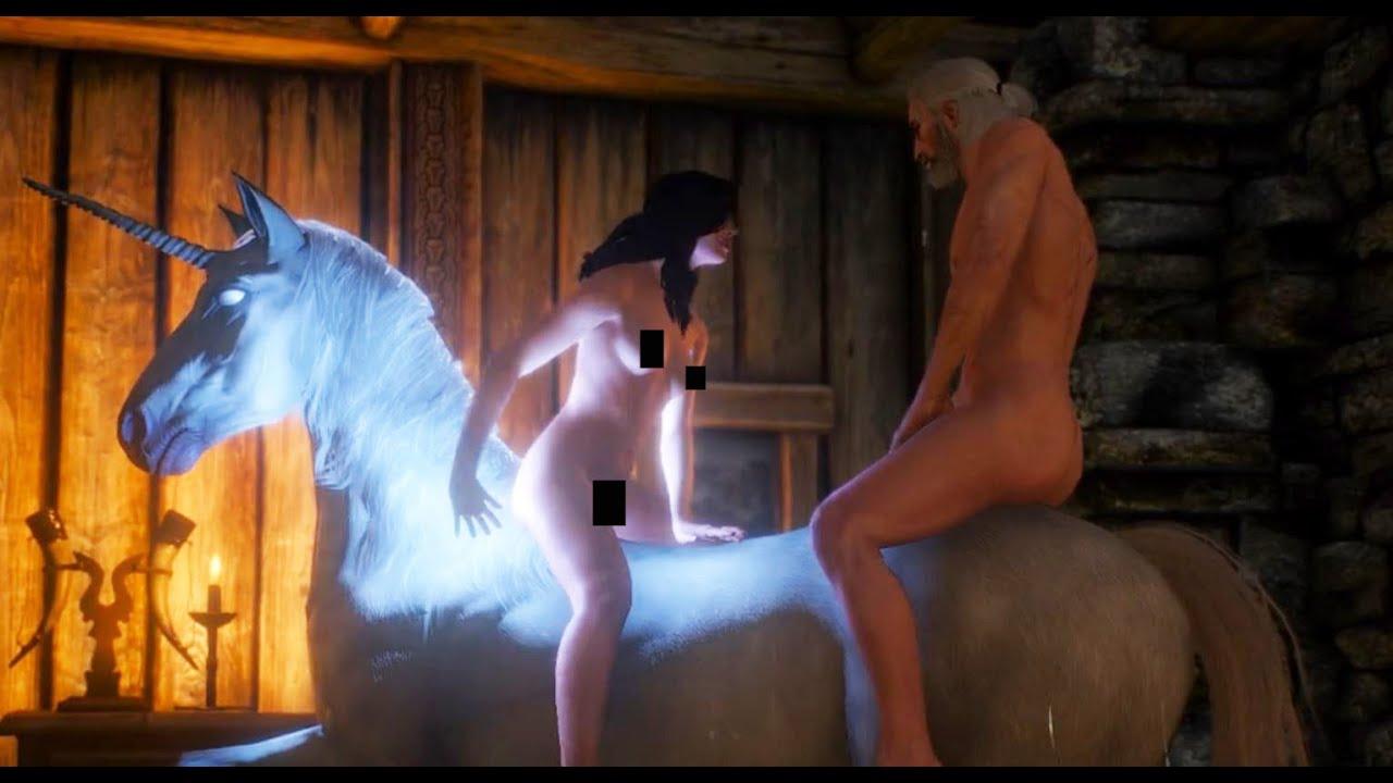 Lets Play The Witcher 3 Pc Blind 226 Wilder Sex Auf Einem