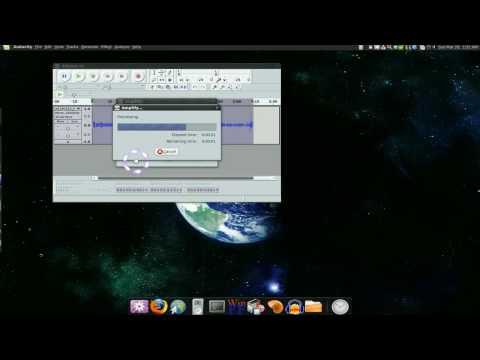 Remove Silent Gaps & Amplify Audio - Audacity - Linux Mint 6