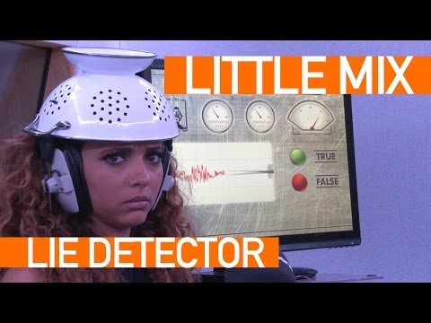 In:Demand Lie Detector - Jade from Little Mix