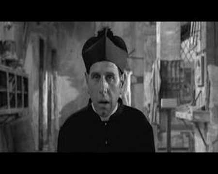 Il ritorno di Cagliostro - Scena Cardinale Sucando -
