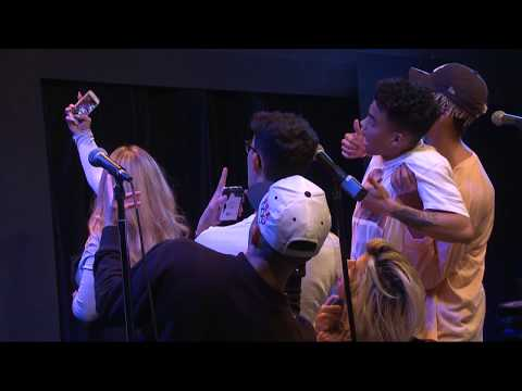 PRETTYMUCH - Would You Mind Game (LIVE 95.5)