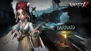 Identity V BARMAID - Testujemy Barmankę!