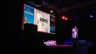 Impacting a Billion people with Exponential Technology: Dr Clarence Tan at TEDxYouth@KL