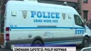 Philip Seymour Hoffman'ın ölümü,,evinin önünden...