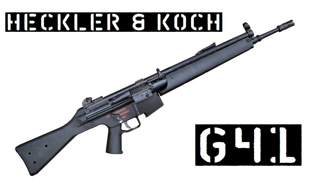 HK – The Armourers Bench Gun Diagrams Schematics G on