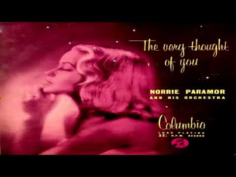 Norrie Paramor   ''The Very Thought Of You'' (1956) GMB