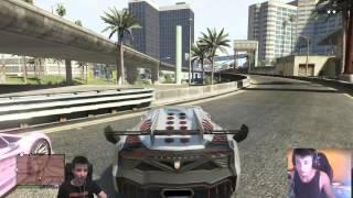 GTA V Online [#LIVE]: Andrew Gołota!