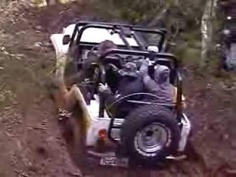 - 6º Trilha do Serafina Jeep Clube -