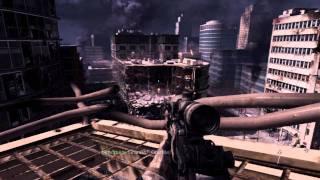 Call of Duty: Modern Warfare 3 (COD MW3) Walkthrough : Part 14 : Scorched Earth