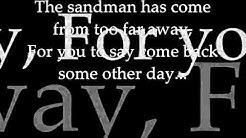 Stevie Wonder - overjoyed (lyrics)