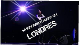 Show Whindersson Nunes em Londres 2019   Eita Casei   #netoveronese