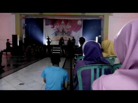 """Tari Merak Subal Jawa tengah """"Eco Culture 4 IAIN Surakarta"""""""