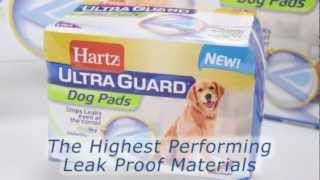 QR code product video for Hartz's new Dog Pad - After Effects video, video for business example