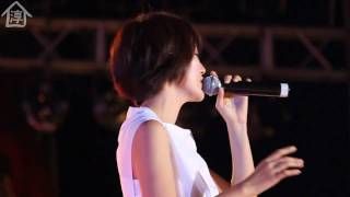 Joi Chua 蔡淳佳 - 陪我看日出 @ 揭阳歌友会 [2009-10-17]