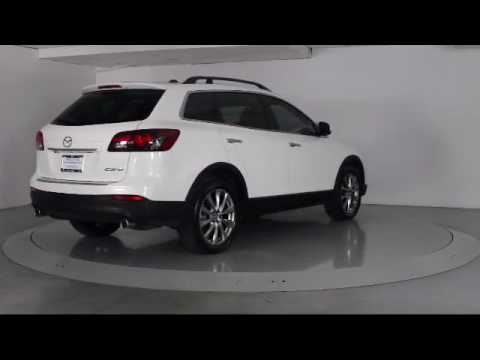 2014 Mazda Cx-9 Sport Utility Grand Touring Miami  Fort Lauderdale  Hollywood  West Palm Beach