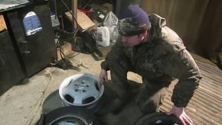 Как заменить ниппель без разбортовки колеса?