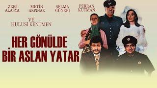 Her Gönülde Bir Aslan Yatar (1976) Zeki Alasya - Metin Akpınar