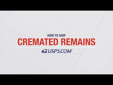 How To Package And Ship Cremated Remains With USPS®