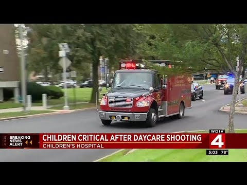 Children In Critical Condition After Dearborn Daycare Shooting