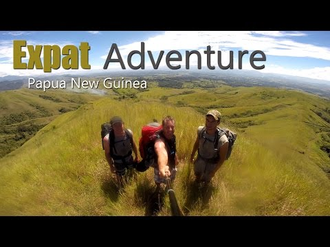 Expat Adventure - Backpacking thru Eastern Highlands of Papua New Guinea