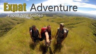Expat Adventure - Backpacking thru Eastern Highlands of Papua New Guinea