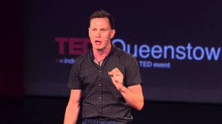 Live For Awesome | Cam Calkoen | Tedxqueenstown
