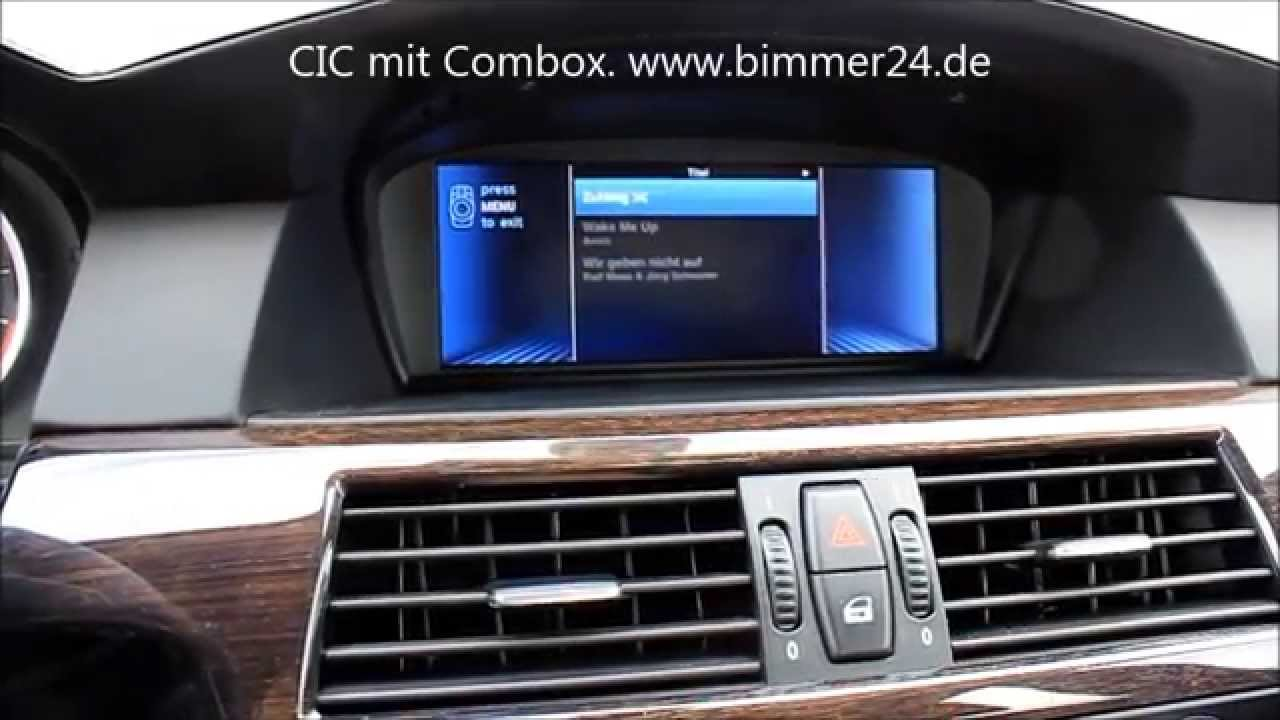 Bmw Combox Nachr 252 Stung Apps Bmw Live Internet Web Radio Plugin Mit Snap In E90 E60 E87 F10
