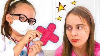 Бу бу - Детская Песня | Видео для детей от Майи и Маши