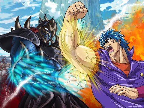 Toriko vs girim full fight