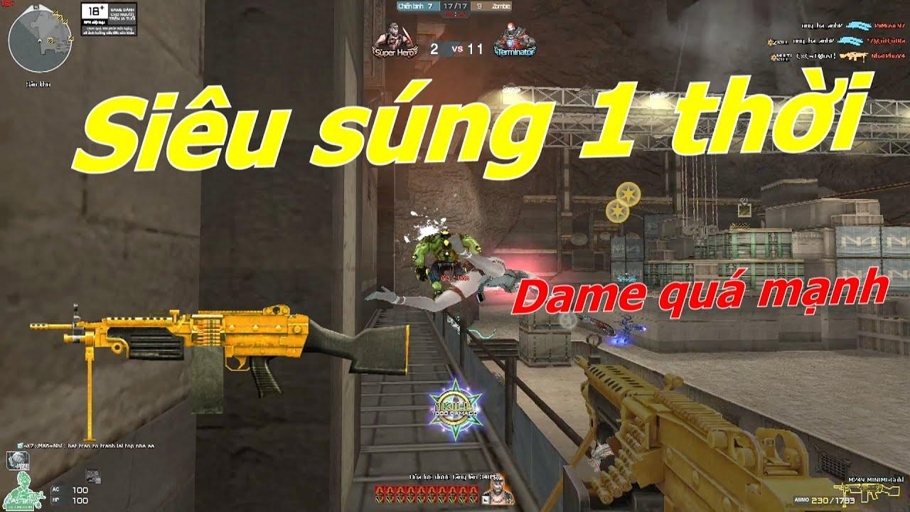 M249 MINIMI-Gold : Khẩu MG Từng Hủy Diệt Hoàng Lăng - Tiền Zombie v4