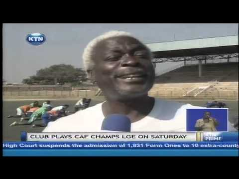 Gor to face U.S Bitam of Gabon in the first leg of the Africa club champions league